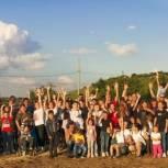 При поддержке участника предварительного голосования Андрея Гимбатова  в Волгограде прошли  конно-спортивные соревнования для детей с ОВЗ