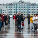 На Ямале более 700 человек приняли участие в мемориальной акции «Свеча памяти»