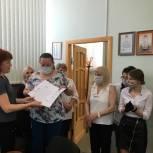 Владимир Попков поздравил с профессиональным праздником сотрудников социальной сферы обслуживания населения.