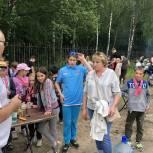 В Черноголовке при поддержке «Единой России» прошел фестиваль каши