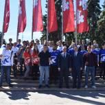 Центральное отделение приняло участие в акциях ко Дню России