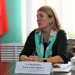 Марина Сафонова: Считаю идею проводить предварительное голосование до основных выборов верной