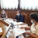 В Ивановской областной Думе состоялось заседание фракции «Единая Россия»