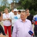 ФОК открытого типа в Вольске могут назвать в честь Героя Советского Союза