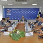 Константин Толкачев поблагодарил избирателей и озвучил итоги предварительного голосования