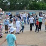 Евгений Ковалев оказал содействие в проведении праздника, посвященного Международному дню защиты детей