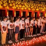 Москва присооединилась к акции «Свеча памяти»