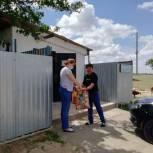 Депутаты Кетченеровского района приняли участие в акции «Один день с социальным работником»