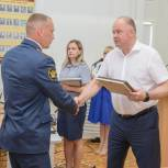Вадим Супиков поздравил отдел спецназа ФСИН с юбилеем