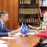 Алексей Волоцков окажет содействие в решении проблем волгоградцев