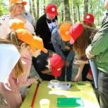 В рамках партпроекта «Чистая страна» в Иванове прошла «Зеленая олимпиада»