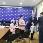 В Югре завершилась неделя приемов граждан по вопросам материнства и детства