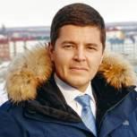 Дмитрий Артюхов поблагодарил северян за вклад в экологическое благополучие Арктики