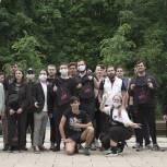 Молодогвардейцы Москвы провели экоквест «ЗемлЯ»