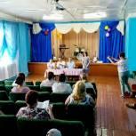 В муниципалитетах продолжаются встречи местных депутатов с жителями