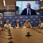 В Волгоградской области подвели итоги предварительного голосования «Единой России»