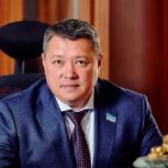 Сергей Ямкин поздравил северян с Днем защиты детей
