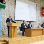 «Единая Россия» провела ротацию членов Президиума регионального политического совета и регионального политсовета
