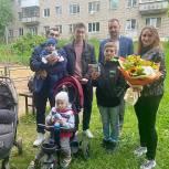 В Смоленске депутаты «Единой России» навестили многодетные семьи и воспитанников детского дома