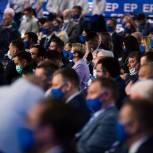 «Единая Россия» выдвинула кандидатов в депутаты Госдумы VIII созыва по одномандатным округам