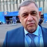 Александр Куприянец об итогах съезда «Единой России»: В центре внимания партии всегда остаются интересы людей