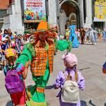 «Единая Россия» провела по всей стране праздничные акции ко Дню защиты детей