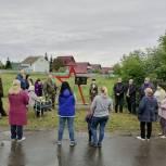 В Кузбассе открыли памятную стелу в честь героя Великой Отечественной войны