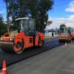 Благодаря «Единой России» в Вязниках начался масштабный ремонт местных дорог