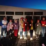 Акция «Свеча Памяти» прошла в Варненском районе
