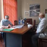 В Общественной приемной «Единой России» в Лакском районе прошел прием граждан