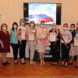 Соцработников с праздником поздравил депутат донского парламента Сергей Замиховский