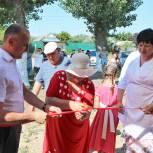 В Тихорецком районе открылся новый фельдшерско-акушерский пункт