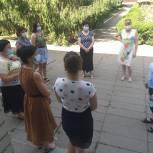 В Тихорецком районе прошла встреча жителей поселения с депутатом
