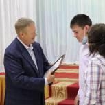 Николай Панков поблагодарил жителей Пугачева за активное участие в конкурсах