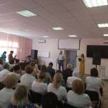 Депутаты поздравили медицинских работников из Саратова с наступающим профессиональным праздником