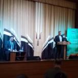 Форум «Единой России» прошел в Ленинском округе Томска
