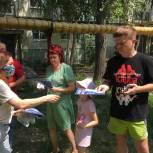 Юлия Литневская установит детскую площадку в Заводском районе Саратова