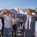 Активисты Свердловского регионального отделения присоединились к празднованию Дня России