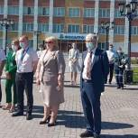 Ольга Болякина поздравила балаковских химиков с профессиональным праздником и поблагодарила за активное участие в жизни города