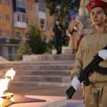 Кубанцы почтили память павших в боях за Родину