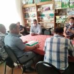 В одном из сел Рыбновского района остается актуальным вопрос о бесперебойном водоснабжении
