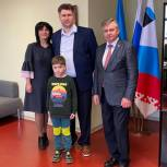 Виктор Казарин ознакомился с проектами школы искусств имени Г. В. Свиридова в Губкинском