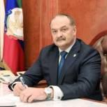 Исполняющим полномочия секретаря Дагестанского отделения «Единой России» назначен врио главы региона Сергей Меликов