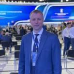 Алексей Волоцков: Поддержка жителей Волгоградской области стала определяющей в решении однопартийцев