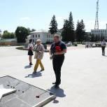 Парламентарии приняли участие в рабочей поездке врио губернатора в Никольский район