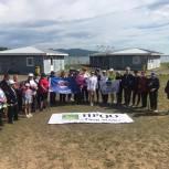 «Единая Россия» развивает экологический туризм в Приморье