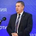 Александр Богомаз: «Единая Россия» дала возможность участвовать в предварительном голосовании всем – и партийным, и беспартийным