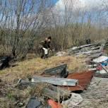 В Лабытнанги волонтеры проекта «Будущее Арктики» открыли сезон уборки 2021
