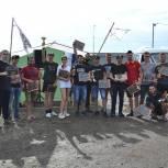 В Крымском районе прошел фестиваль автозвука «ZVUK FEST»