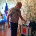 В Аладьинском сельском поселении провели предварительное голосование